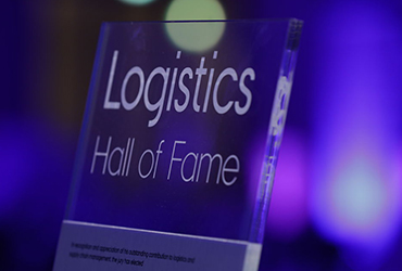 "New award ""Logistics Leader of the Year"""