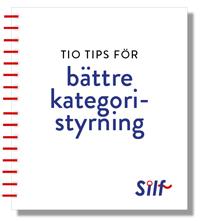 Bild på folder om Tio tips på bättre kategoristyrning